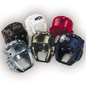 Self-defense and Tournament Sparring Headgear