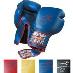 Kickboxing Wristwrap Training Gloves
