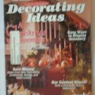 December 1998 Country Sampler's  Decorating Ideas