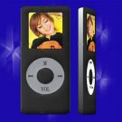 512MB MP4 Rechargeable Video Player + FM Tuner + Text +Voice Recorder + Flash Drive