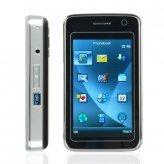 Elegance Dual SIM Quadband Cell Phone w/ 3 Inch Touchscreen