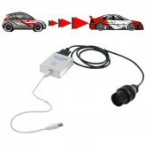 KWP2000 Plus ECU Flashing Cable for BMW, VW, Mercedes, Ford