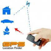 GPS Receiver + Location Finder + Data Logger + Photo Tagger