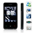 Quadband Dual Sim World Phone w/ 3.2 Inch Touchscreen