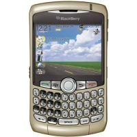 BlackBerry Curve 8320 Unlocked Gsm Cell Phone - Gold
