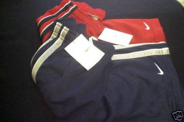NEW Nike Boys Shorts Sz S Blue with Pockets Only one pair left