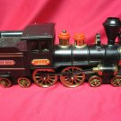 TRAIN RADIO IRON HORSE 1864 CUTE COLLECTIBLE BATTERY OP AM