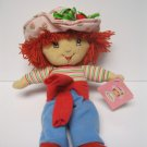 Strawberry Shortcake Doll By Kellytoy 2004 stuffed animal plush toy doll