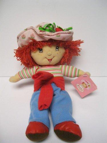 Strawberry Shortcake Doll By Kellytoy 2004 stuffed animal plush toy doll