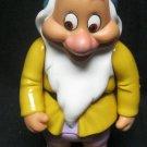 "Disney Thailand 6 1/2"" Figure Seven Dwarfs  Happy Plastic Collectible"