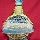 Jim Beam OPERATION REDFIN Manitowac Submarine Decanter Vintage 1970