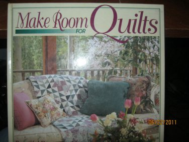 Make Room 4 Quilts: Decorating  Rare Book Error Cover