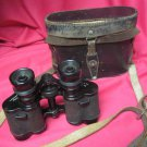 VINTAGE LAMONT PARIS BINOCULARS W B C o 8 x 25 WITH CASE