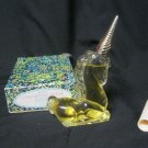 VINTAGE AVON UNICORN DECANTER CHARISMA COLOGNE - NIB 2 OZ.