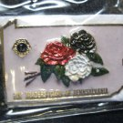 LIONS CLUB PIN Traders club of Pennsylvania NEW FLOWERS PA