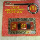 1994 COLLECTORS EDITION RACING CAR CHAMPIONS MCDONALDS 27