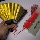 Chinese Fan New in Box w tossles