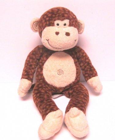 """Monkey Mary Meyer  Plush Toy Stuffed Animal  16""""  Vintage Old Rare"""