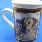 Dog Cup Mug  HUNTER yellow LAB LABRADOR RETRIEVER Coffee CUP MUG