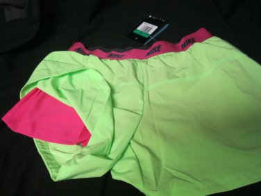 New Nike Dri Fit Sz XL Shorts  Running Built in fitted shorts under 2 in  1
