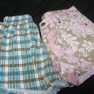 Shorts ARIZONA Jeans SZ 14 Soffe SZ M 2 pair shorts