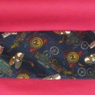 Mens All Silk Tie Handmade Neckwear Bostonian Ltd. Penn State Golf