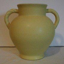 Very Large Coors Vase vintage 1940s