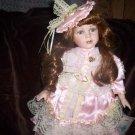 Porcelain Doll  Vanessa