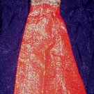 Vintage Barbie Dress