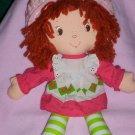 Strawberry Shortcake Cloth Doll
