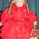 Porcelain Dynasty Doll