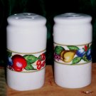 Vintage Salt & Pepper Shakers, Fruit Design
