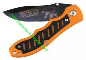 American Wildlife Bear Knife