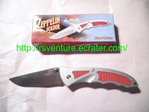 Zeppelin Folder Knife