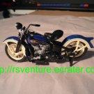 Vintage Maisto 1936 Harley Davidson EL Knucklehead Motorcycle