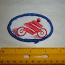 Vintage Suzuki Embroidered Patch