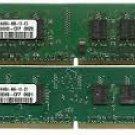 RAM - Samsung 2x1GB M378T2863EHS-CF7