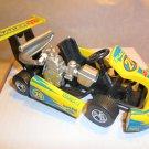 Die-cast Go-Kart Yellow