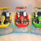 3 Die-cast Go-Karts