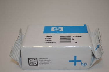 Hewlett Packard - HP 26  51626A Black Ink Cartridge