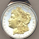 Morgan Silver Dollar Spring Money Clip  LAYAWAY
