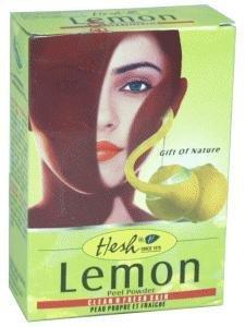 Hesh Lemon Peel Powder 100g (Pack of 5) - Free Ship