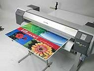 Mutoh ValueJet 1608 64-inch Hybrid Printer with Mubio Ink