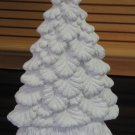 Ceramic Christmas Tree Spruce Ready To Paint Bisque