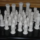 U Paint Chess Set Ceramic Bisque Ready To Paint Chess Pieces
