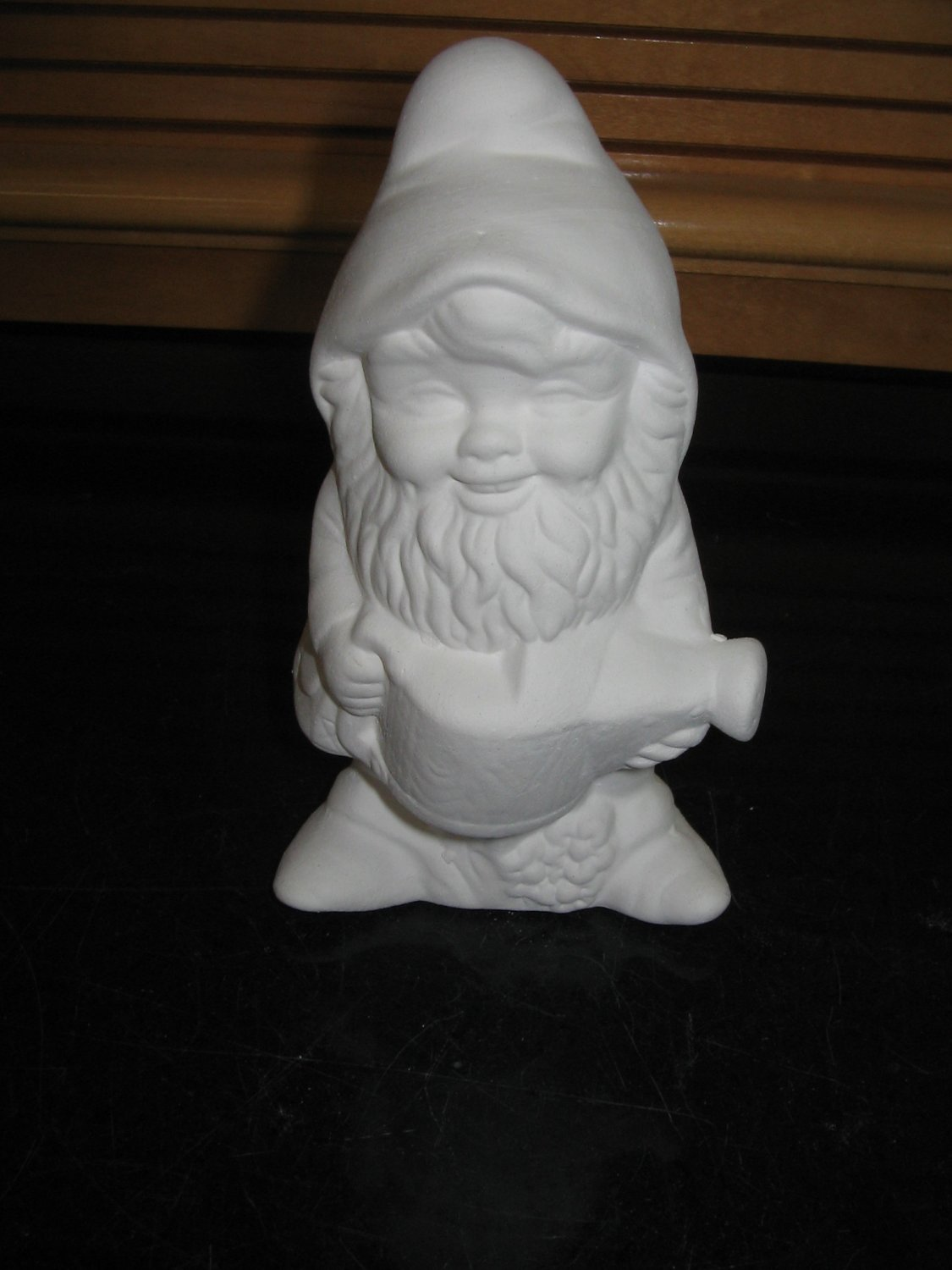 U Paint Mini Gnome With Watering Can Ceramic Bisque U Paint