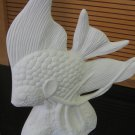 Ready To Paint Large Tropical Angel Fish Ceramic Bisque U Paint