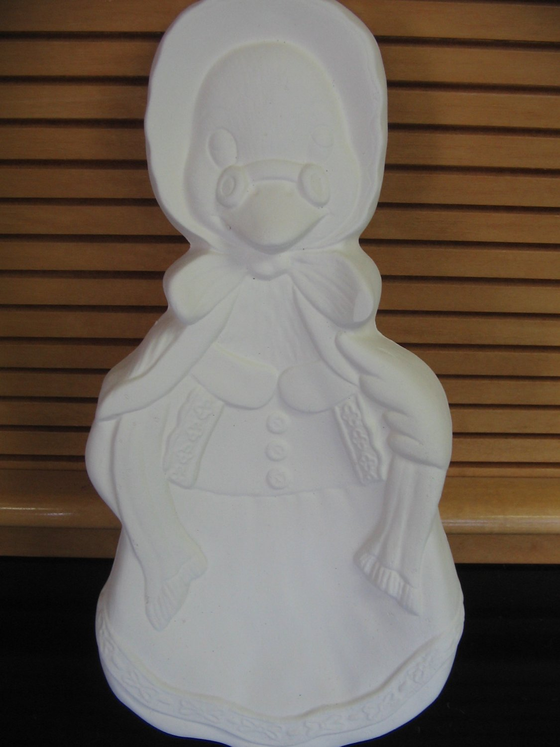 Granny Duck Ready To Paint Spoon Rest Ceramic Bisque U Paint