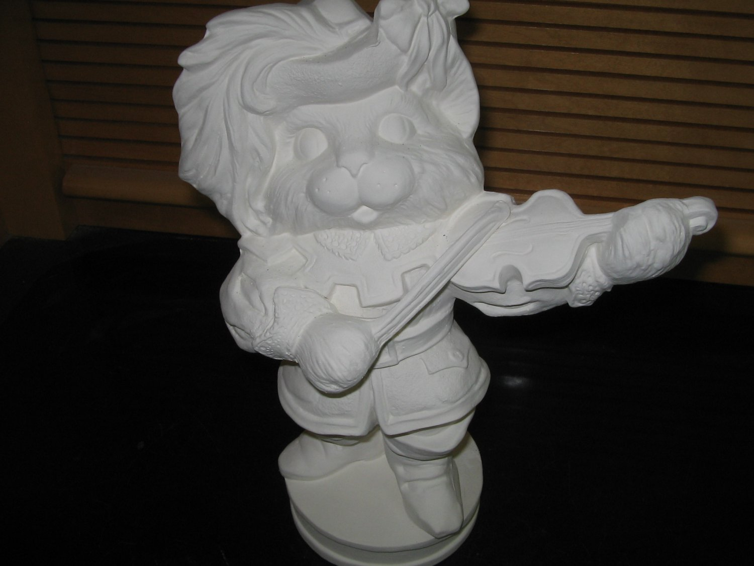 Ready To Paint Cat And The Fiddle Ceramic Bisque U Paint
