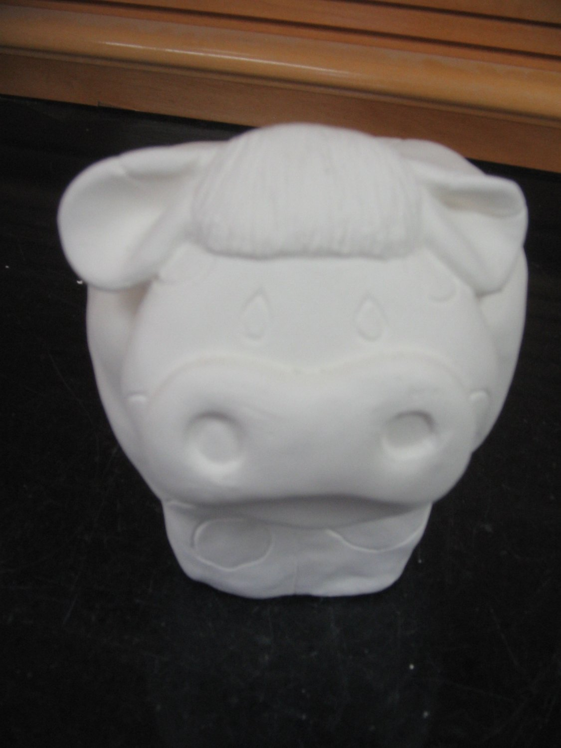 Cow Bank Ready To Paint Ceramic Bisque U Paint Ceramics